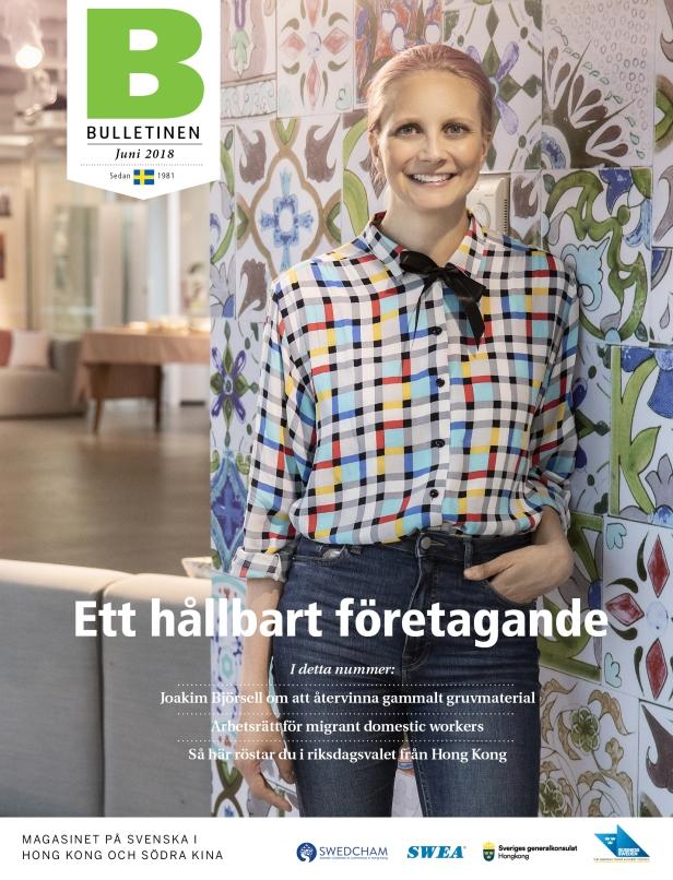 Bulletinen Juni - omslag