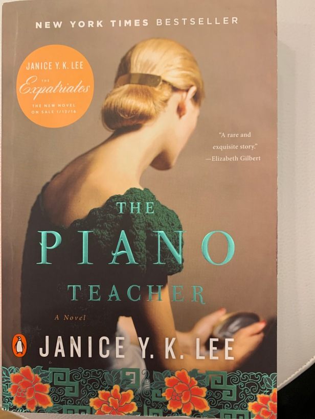 Bok 1 The Piano Teacher